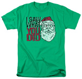 I Saw You T-shirts