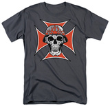 Iron Cross Skull T-Shirt