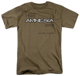 I Had Amnesia Shirts