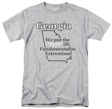 Georgia T-shirts