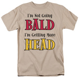 Growing More Head T-shirts