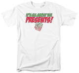 All About the Presents T-Shirt