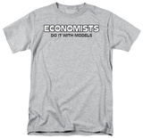 Economists Do it T-shirts