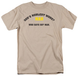 God&#39;s Noblest Work T-Shirt