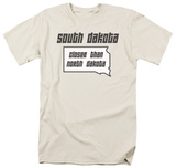 South Dakota T-shirts