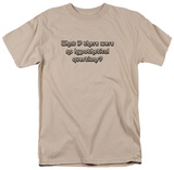Hypothetical Questions T-shirts