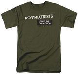 Psychiatrists Do It T-Shirt