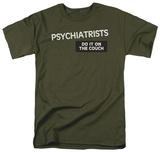 Psychiatrists Do It T-Shirt