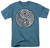 Celtic Ying Yang T-shirts