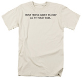 Toilet Bowl T-Shirt