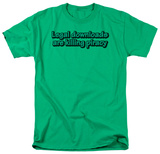 Legal Downloads Shirt