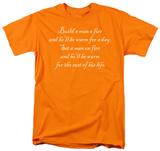 Build a Fire T-Shirt