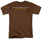 People on TV T-Shirt