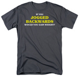 Jogged Backwards T-shirts