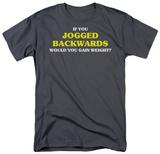 Jogged Backwards Shirts