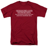Children Like Farts T-shirts