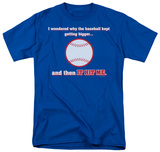 It Hit Me T-shirts