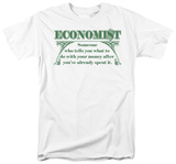 Economist: What to Do T-Shirt