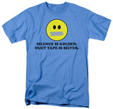 Silence is Golden T-shirts