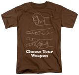 Choose Your Weapon Vêtements