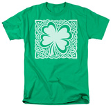 Celtic Clover T-shirts