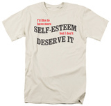 More Self Esteem Shirts
