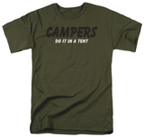 Campers Do It T-Shirt