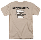 Minnesota T-shirts