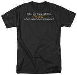 TV Set T-Shirt