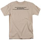 Gas Station Bathrooms T-shirts