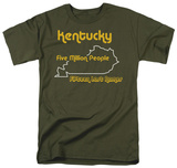 Kentucky T-shirts