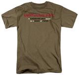 Confucius SayCardboard Belt T-Shirt