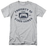 Gamer University Vêtements