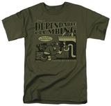 Dick's Plumbing T-shirts
