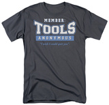 Tools Anonymous T-shirts