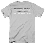 My Own Little World T-shirts