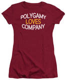 Juniors: Polygamy T-shirts
