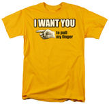 I Want You Shirts