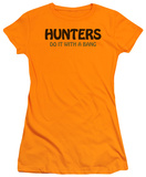 Juniors: Hunters Do It T-shirts