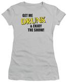 Juniors: Get Me Drunk Shirts