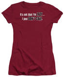 Juniors: Just Don't Care T-Shirt
