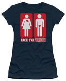 Juniors: Face the Truth T-shirts