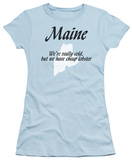 Juniors: Maine T-shirts