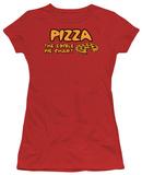 Juniors: PIZZA Shirt