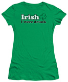 Women&#39;s: Irish (Slim Fit) T-shirts