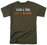 Eat a Beaver Shirts