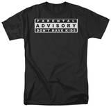 Parental Advisory T-shirts