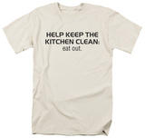 Clean Kitchen T-shirts