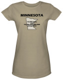 Juniors: Minnesota T-shirts