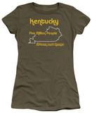 Juniors: Kentucky T-Shirt